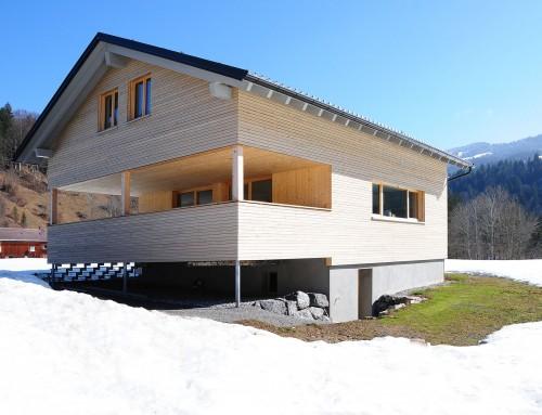 Wohnhaus Bilgeri