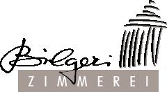 Zimmerei Bilgeri Logo