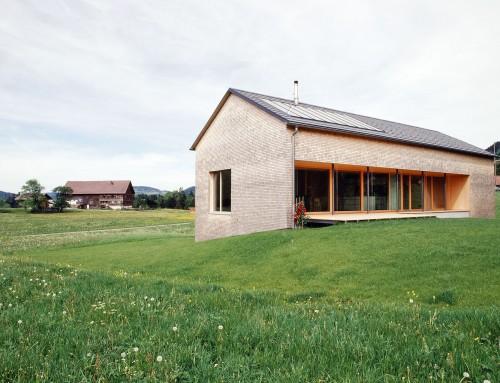 Wohnhaus Kranzelbinder